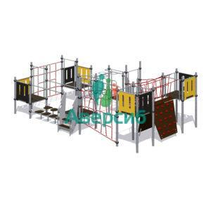 Уличный спортивный комплекс для детей