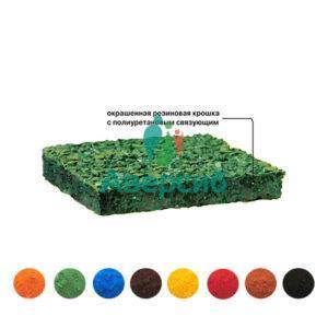 Бесшовное резиновое покрытие Стандарт