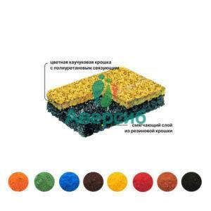 Резиновое покрытие Твин-Стандарт